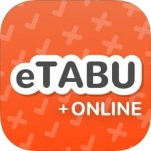 eTABU - Social Game logo