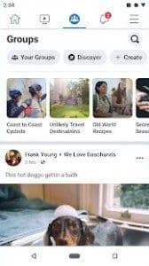 facebook screen1