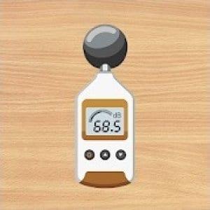 sound meter logo