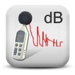 sound meter pro logo