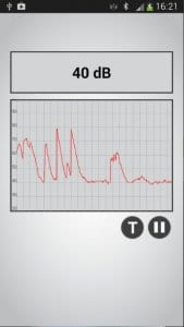 sound meter pro screen1