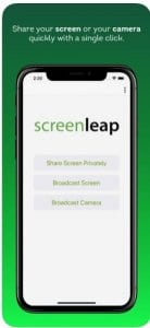 Screenleap - Live Screen and Camera Sharing