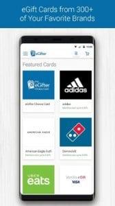 eGifter – Online Gift Cards
