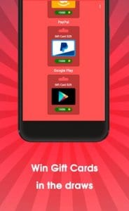 Gifty 🎁 Free Gift Cards Daily Draws