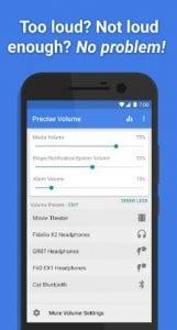 Precise Volume (+ EQ/Booster)