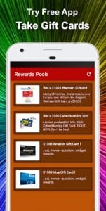 Rewards Pool App - Free Gift Cards and Prizes