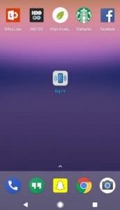 Miracast Screen Sharing/Mirroring Shortcut