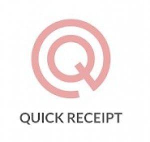 Quick Receipt
