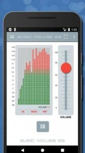 Music Volume EQ - Equalizer & Booster