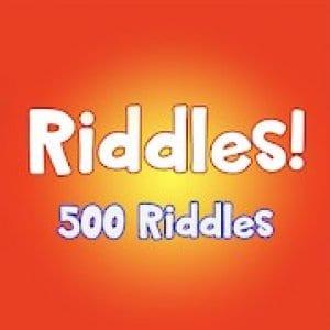 Just 500 Riddles