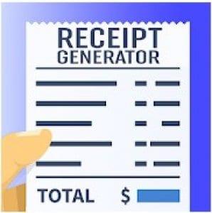 Receipt Generator