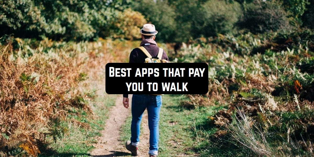 Best apps that pay you to walk