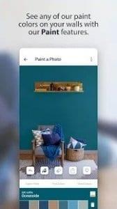 ColorSnap screen