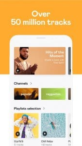 Deezer Music Player Songs, Playlists & Podcasts
