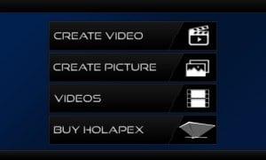 Holapex Hologram Video Maker