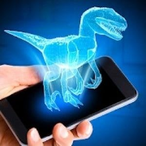 HoloLens Dinosaurs logo