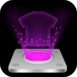 Hologram Colors 3D Themelogo