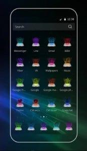 Hologram Colors 3D screen1