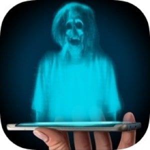 Hologram Ghost 3D Simulator logo