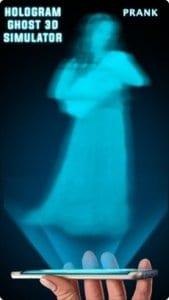 Hologram Ghost 3D Simulator screen1