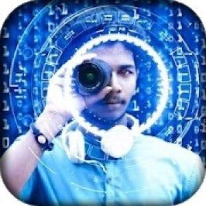 Hologram Photo Edito logo