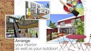 Home Design 3D screen1