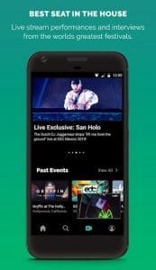 LiveXLive - Streaming Music and Live Events