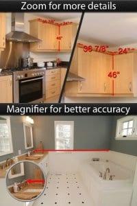 Photo Measures Lite screen1