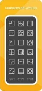 PhotoGrid screen