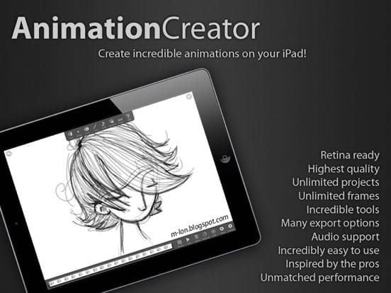 animation creator hd screen1