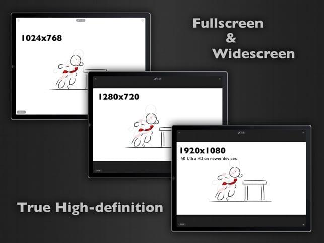 animation creator hd screen2