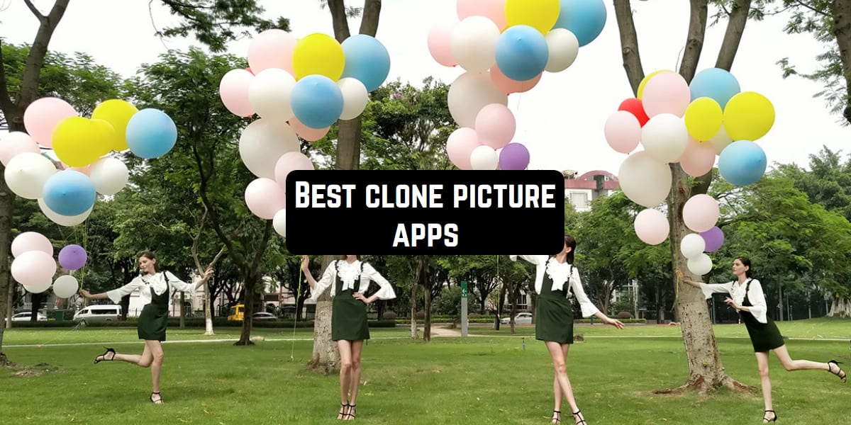 best clone picture apps