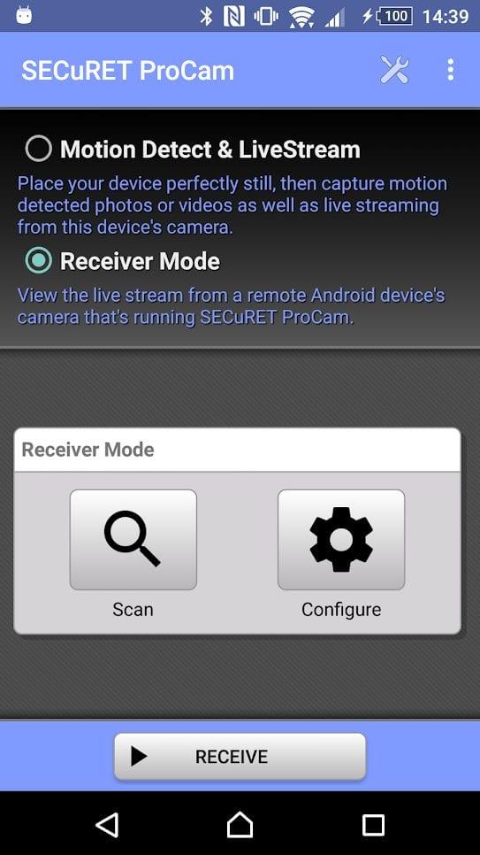 securet procam screen2