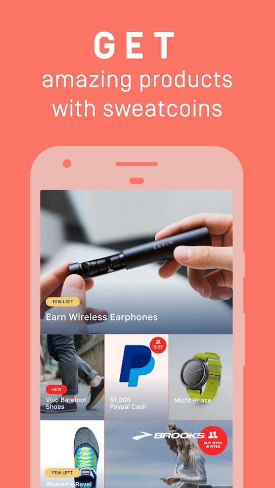 sweatcoin pays screen2