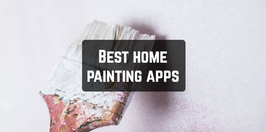 Best home painting apps