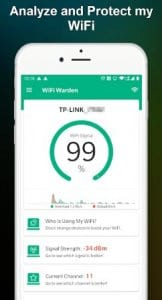 WiFi Warden - WiFi Analyzer & WiFi Blocker