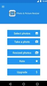 Photo & Picture Resizer: Resize, Batch, Crop