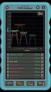 Wifi Analyser