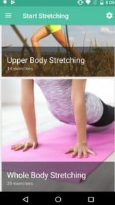 Stretching Exercises Flexibility : The Stretch App