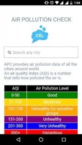Air Pollution Check