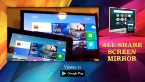 All Share Cast For Smart TV App