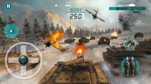 Battle of Tank1
