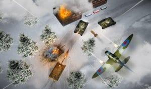 Battle of Tank2