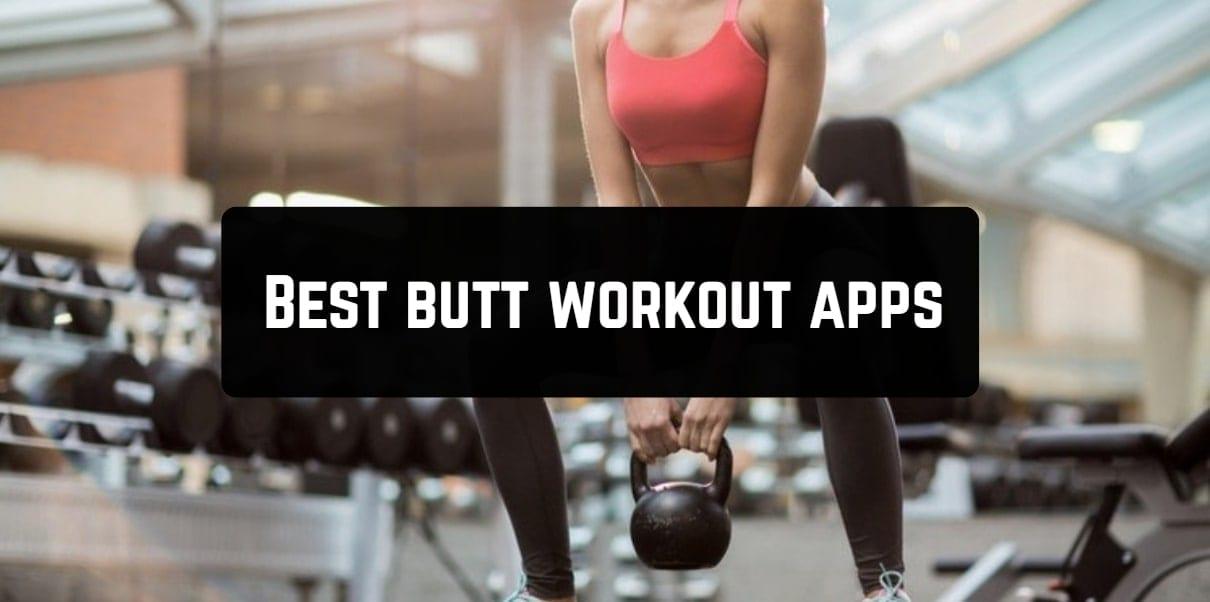 Best butt workout apps