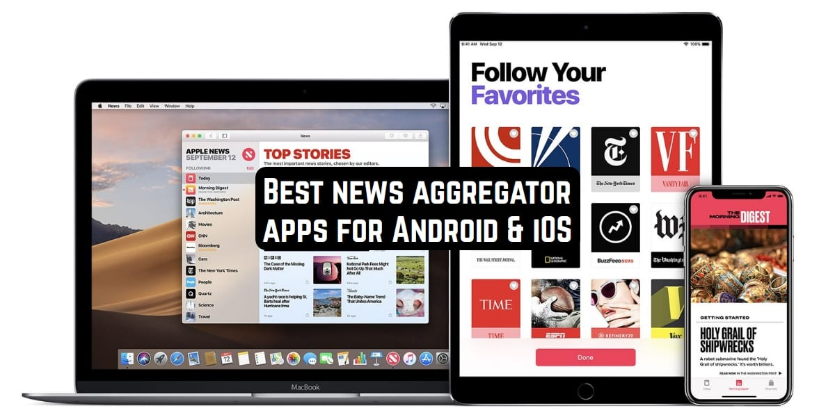 Best news aggregator