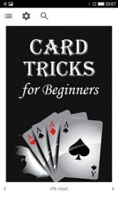 Card Tricks for Beginners