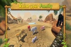 Cheetah Family2