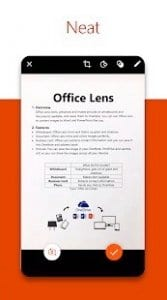 Microsoft Office Lens - PDF Scanner