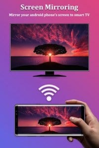 Miracast for Android to tv: Wifi Display