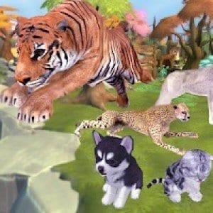 My Wild Pet: Online Animal Sim